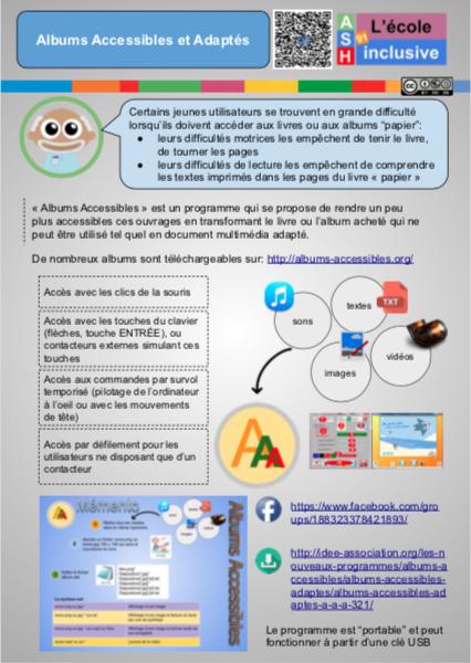Ecole inclusive : Des affiches pour mieux utiliser le numérique et autres ressources