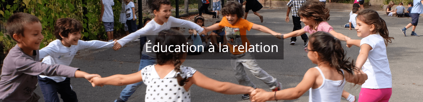 Capture education a la relation